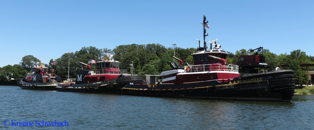 fire boats