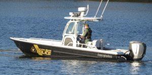2528 dnr police boat