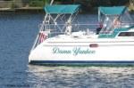 3921 damn yankee boat name