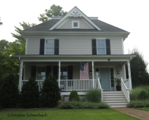 post 9266 house